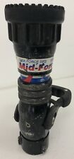"""TFT Task Force Tips Mid Force Series 70 -200 GPM @ 100 PSI 1.5"""" Shut-off Nozzle"""