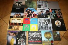LP Sammlung Colored U2 Rolling Stones RSD Springsteen The WHO Beatles ABBA Queen