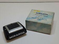 Miranda Waistlevel Finder VF-1 Sensomat