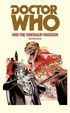 Doctor Who Dinosaurs Paperback Books
