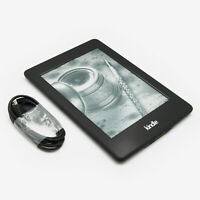 "Amazon Kindle Paperwhite 6"" 4GB 6th Gen E-Reader Wi-Fi + 3G   DP75SDI   Black"