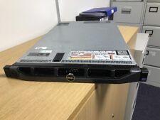 Dell PowerEdge R620,Xeon E5-2640 v2 @ 2ghz, , 4GB ddr3 ram, 1u server