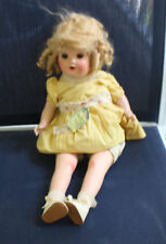 """Sears 1942 Miss Marie Happi Time Composition Doll Original Clothes  Tag 21"""""""