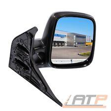 Vw bus t4 extérieur glace polie Droit Convexe pour électriques /& chauffés miroir verre NEUF