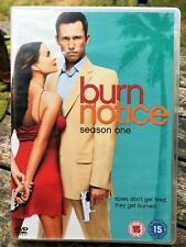 Burn Notice ~ Seasons 1 - 3 ~ DVD
