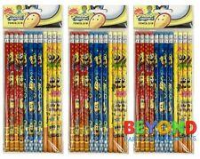 SpongeBob SquarePants Wooden Pencils School Supplies Pencils Party Favors