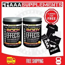 Power Performance %7c Body Effects %7c 570g %7c DOUBLE DEAL %7c Fat Loss Thermogenic