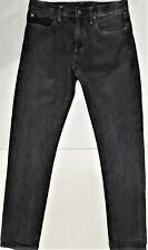 "BROOKS BROTHERS ""116 Slim Fit"" Jeans 33 X 34 Dark Wash 99%Cotton 1%Spandex #1508"