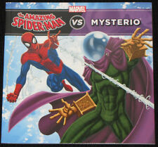 "Children's Book Marvel ""THE AMAZING SPIDER-MAN vs MYSTERIO"" FREE POST CLEARANC"