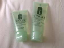 Clinique LIQUID FACIAL SOAP MILD 1 x 30ml & 1 x 50ml  = 80ml - Face Wash - NEW