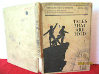 Enid Blyton TALES THAT ARE TOLD 1934 HC Treasure Trove Reader HUGH CHESTERMAN