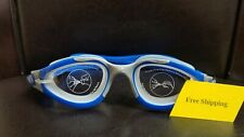 Cabana Sports Sphere Water Sports Goggles Swim Color Blue-Gray Clear Lens 286