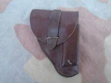Beretta 6,35  original ww2  brown   leather holster