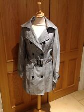 Michael Kors Spotty Raincoat Size S New