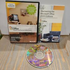 Microsoft Office 2003 Student and Teacher Edition Word Excel Access Full Version