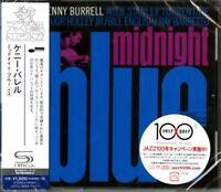 KENNY BURRELL-MIDNIGHT BLUE -JAPAN SHM-CD C94