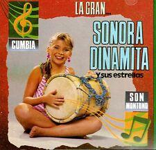 La Gran Sonora  Dinamita  y Sus Estrellas   BRAND  NEW SEALED  CD