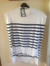 M & S Collection Size 14 Step Hem Tabbard Top BNWT