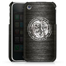Apple iPhone 3Gs Premium Case Cover - Metall scratched