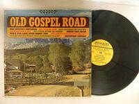 Gospel Mariners LP Old Gospel Road   Spinorama M- to VG++