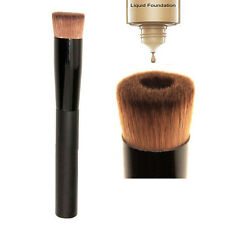 New Hot Cosmetic Concave Brush Liquid Powder Foundation Face Blush Makeup Tool##