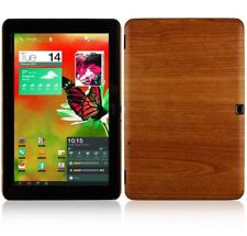 Skinomi Light Wood Full Body Skin+Screen Protector for Acer Iconia Tab A510