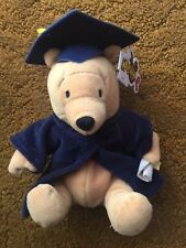 DISNEY MOUSEKETOYS GRADNITE POOH BEANIE BABY PLUSH NWT FREE SHIPPING 83734aaff53d