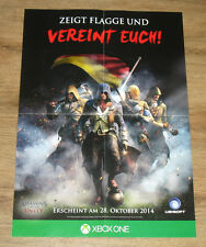 Assassin's Creed Unity  very rare promo Poster 42x59cm
