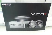 2014 Fujifilm x100 T FUJI FOTOCAMERA prospetto Photo apparato catalogo camera brochure