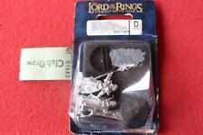 Games Workshop Lord of the Rings Haradrim Command Banner LoTR Metal Figures GW