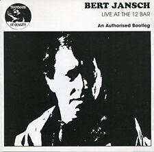 Bert Jansch - Live At The 12 Bar. CD