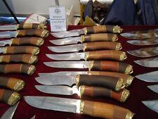Guard Pommel for Knife Bolster of Bronze #23 Custom Knives Making German Silver