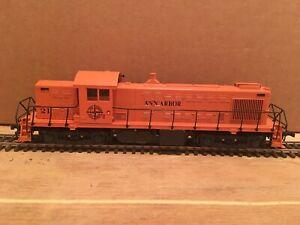 HO Atlas Kato Ann Arbor RS-1 Powered Diesel Locomotive AA #21