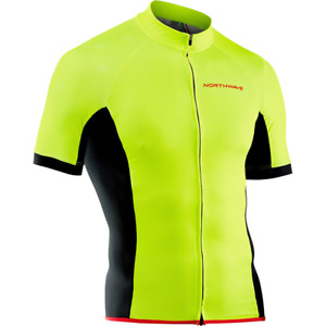 Northwave Force NW208916115240 Men's Clothing Jerseys Short Sleeve Road