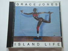 GRACE JONES # Island Life # VG- (CD)