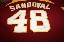 PABLO SANDOVAL AUTOGRAPHED SIGNED 2013 WORLD BASEBALL CLASSIC VENEZUELA JERSEY