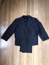 Traje Estilo Vaquero Para niñios Medida 8 Negro Kids Suits Western Size 8 Black