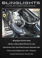 2004-2012 Jeep Liberty & Dodge Nitro 3.7L V6 Cold Air Intake Performance CAI Kit
