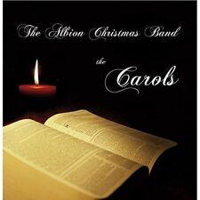 THE ALBION CHRISTMAS BAND - THE CAROLS  CD NEW+