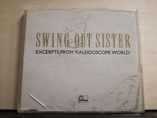 SWING OUT SISTER - YOU ON MY MIND - WHERE IN THE WORLD - PROMO CD singolo slim