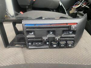 Vauxhall CALIBRA Heater Control Panel Heater Controls