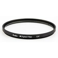 Filtre UV Kenko 49mm pour objectif Sony NEX (35mm/50mm/55-210mm/18-55mm)