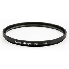 Filtre UV Kenko Japan 62mm pour objectif Nikon Canon Tamron Sigma Sony