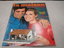 LA MAISON DE MARIE CLAIRE N° 3 15 avril 1967 *