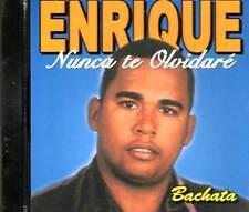 Nunca Te Olvidare CD Enrique Bachata Musica Cristiana NEW