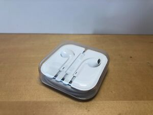 New - Apple EarPods - With Remote And Microphone - For IPHONE - Headset