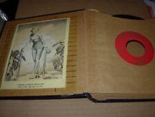 """DORIS DAY singing actress ( jazz ) 7""""/45 14 records set book"""