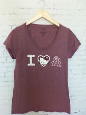 Hello Kitty I Love Anaheim Angels T-Shirt Size XL