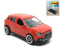 Majorette Mitsubishi ASX Red 1/57 292H no Package Free Display Box