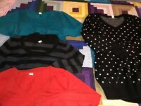 Old Navy Maternity Sweaters. XL. Lot Of 4